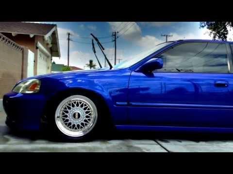 Honda Civic Si EBP EM1 Part 2