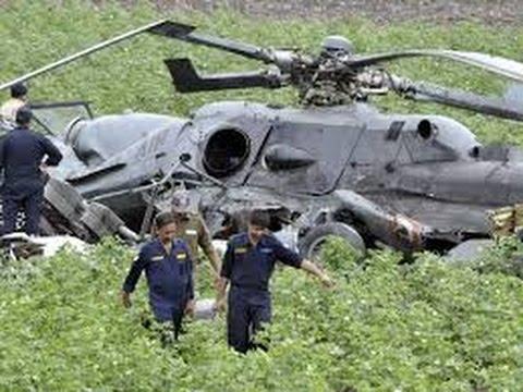 IAF chopper crashes in Sitapur in Uttar Pradesh,7 feared dead