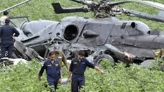 IAF chopper crashes in Sitapur in Uttar Pradesh,7 feared dead