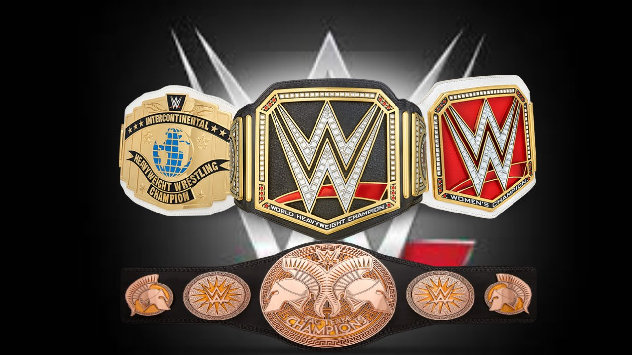 WWE NEWS NEW WOMEN'S & TAG TEAM CHAMPIONSHIPS COMING TO ...
