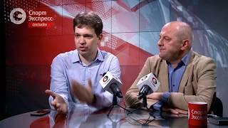 Онлайн с Алексеем Шевченко и Михаилом Зислисом