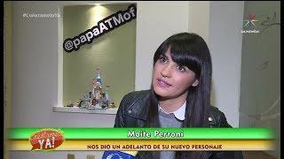 Maite Perroni new role - Papa A Toda Madre