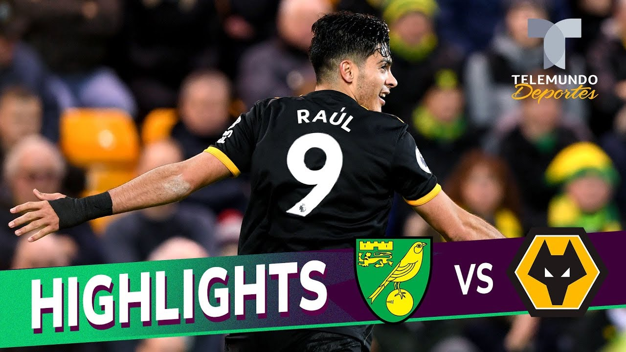 Norwich City Vs Wolverhampton 1 2 Goals Highlights