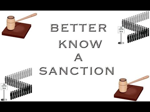 Better know a Sanction......