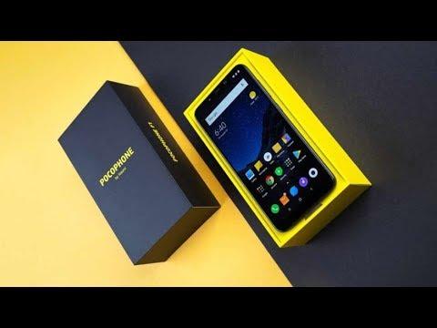 مراجعة للهاتف Xiaomi Pocophone F1:هاتف رائد بهذا السعر!