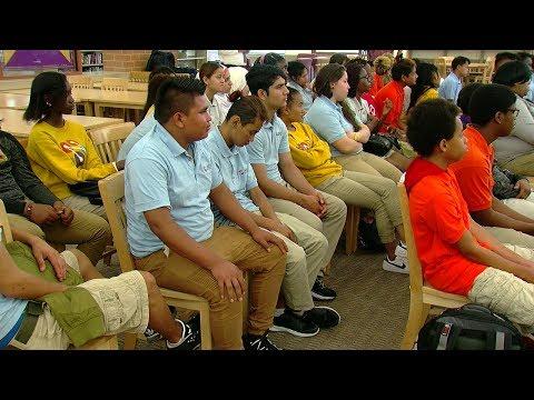 Aiken students raise money to build school in FC Cincinnati player's homeland