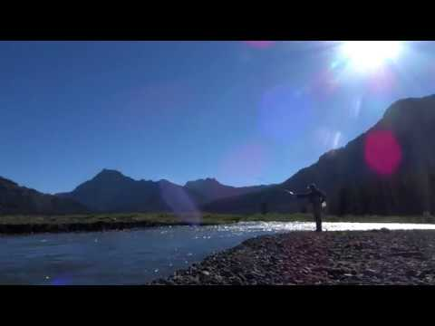 Fly-Fishing Yellowstone Tributaries to the Madison, Lamar, and Snake Rivers