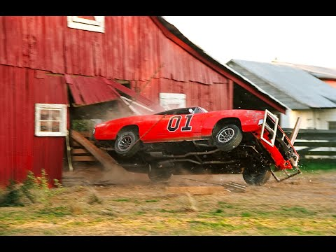 Rhys Millen: How I Got to Drive the Dukes of Hazzard General Lee. TWICE!