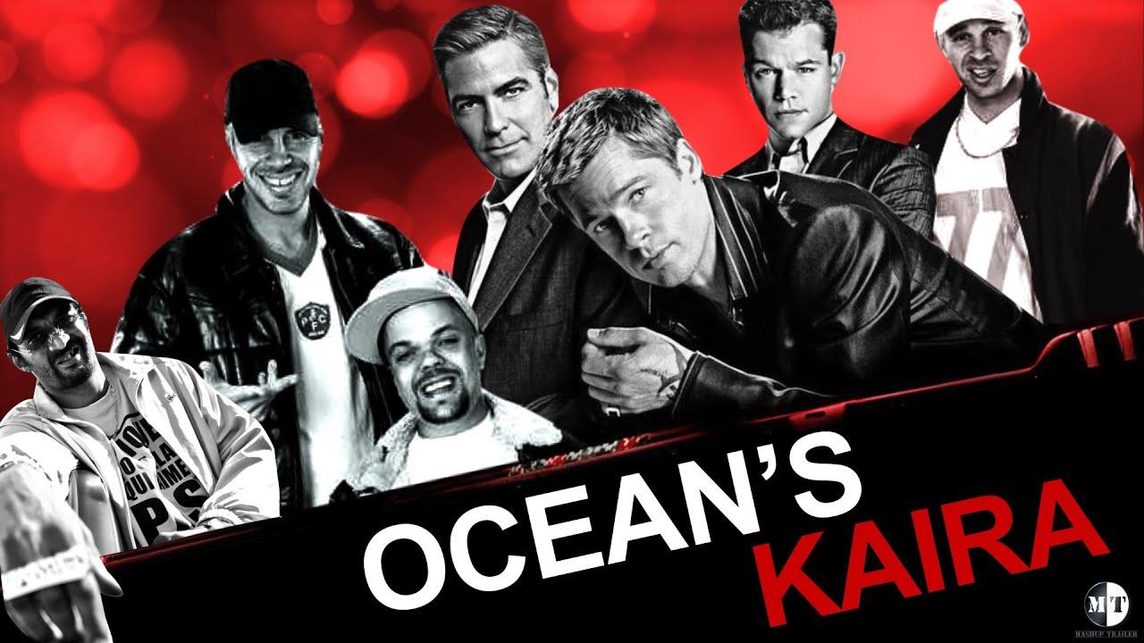 Ocean's 13 VS Les Kairas (Mashup Trailer) - YouTube