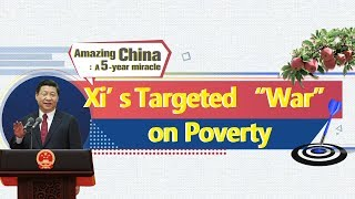 Xi's targeted war on poverty