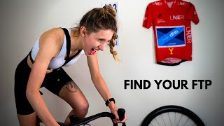 How to find your FTP (Functional Threshold Power)