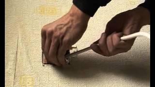 Электрика своими руками замена электропроводки(Подробнее на сайте: http://v-kvartiremont.ru/elektrika-v-kvartire/ Научитесь ремонтировать старую электропроводку своими рукам..., 2013-01-29T05:23:00.000Z)