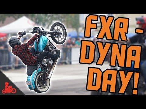 FXR / DYNA DAY! - Blockhead CREW Bike Week Launch!