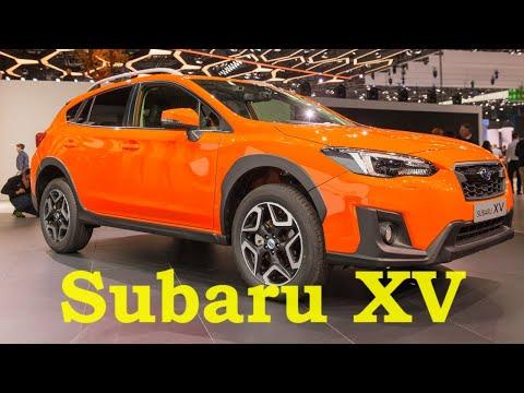 Subaru XV 2 поколения: тест драйв модели 2020 года