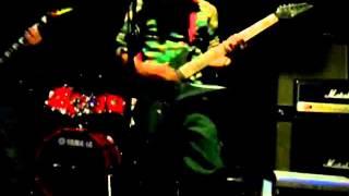 5月31日に行われた岩国ロックカントリーのライブの サウンドチェック...