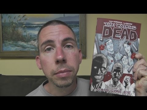ASMR Beer Review 13: Alewerks Coffee House Stout & The Walking Dead TBP #1 + Eating Candy