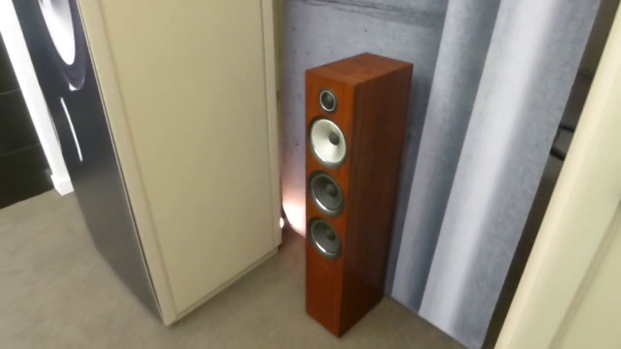 Bowers Wilkins 704 S2 Rosenut Altavoces Speakers