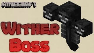 Minecraft Survival - OVO DO ENDER + WITHER BOSS #19
