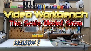 Repairing Parts & Blending Seams | Video Workbench: The Scale Model Show
