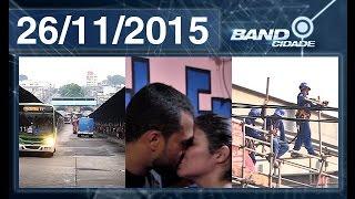 BAND CIDADE 26/11/2015
