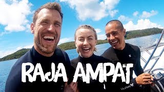 Indonesia w/ Julianne Hough, Nina Dobrev, Bucket List Family & Friends |  Brooks Laich WP Ep. 3