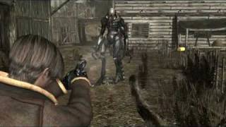"resident evil 4 PC TEST MOVIE ""Enemy change"""