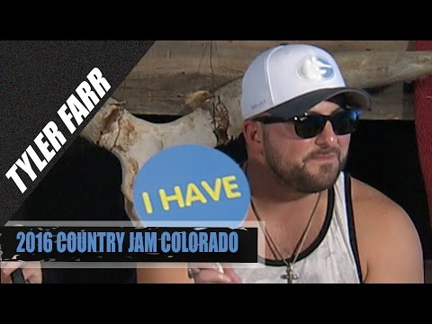Tyler Farr's Lee Brice Confession Will Make You Cringe