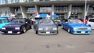 Nissan CIMA Y31 & Y32 custom car 日産 シーマ Y31 & Y32 カスタムカー