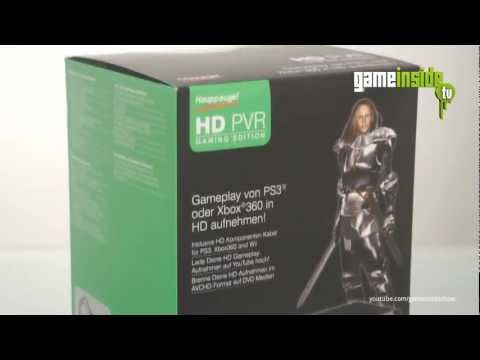 Hauppauge HD PVR Gaming Edition ~ Review [GameInside]
