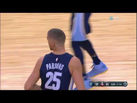 Chandler Parsons vs Houston Rockets 23.10.2017 (5Pts)