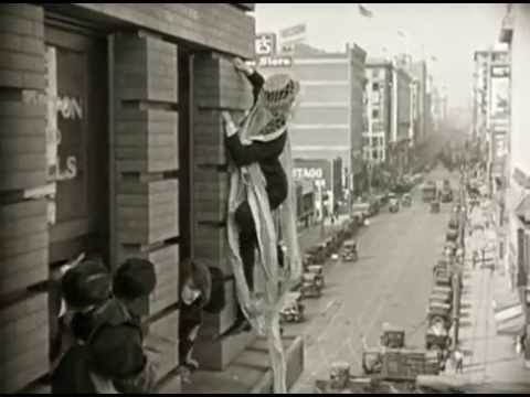 Safety Last - Harold Lloyd 1923. Full movie,excellent quality.