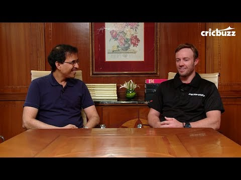 AB de Villiers interview - Part 1