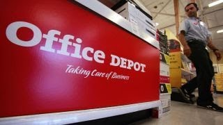 Office Depot CEO: We're pivoting to be a business service company