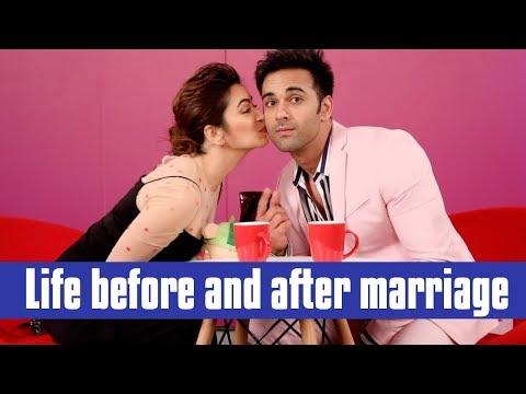 Veerey Ki Wedding | Life Before and After Wedding