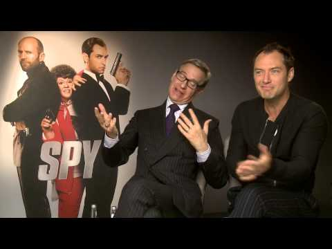 Spy - Paul Feig and Jude Law interview | Empire Magazine