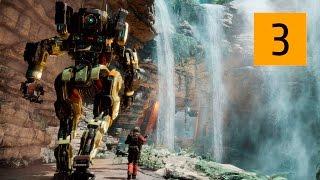 Прохождение Titanfall 2 — Часть 3: В бездну