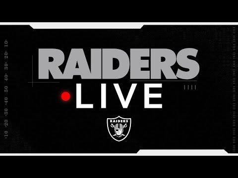 Raiders Live: Olson, Guenther Presser - 10.25.18