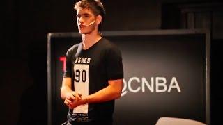 Un salto a la confianza | Martín Ciapponi | TEDxJoven@CNBA