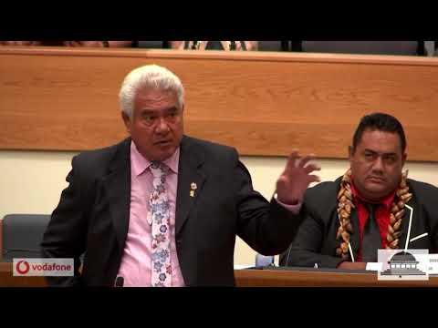 Parliament of Samoa pt.5 (22 SEP 2021)
