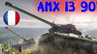 Pokaż co potrafisz #1403 ► Szalona bitwa !!! AMX 13 90