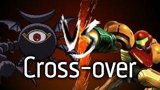 Cross-over | Samus Aran VS Vaati [Dessin]