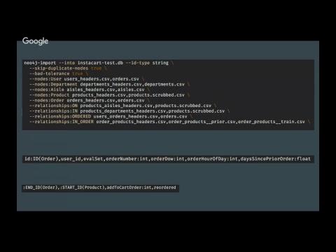 Neo4j Online Meetup #24: Kaggle Instacart Market Basket Analysis with Neo4j