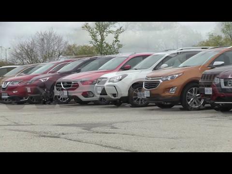 2017 Compact SUVs $38-$42,000