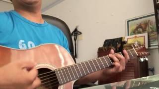 Huyền thoại một chiều mưa - guitar bolero