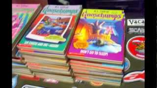 My Goosebumps Book Collection- All 62 Original Books!