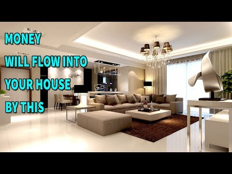 Money Will Flow Into The House If Feng Shui Your Living Room Arrange