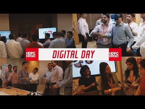 HDFC Ergo | Experiential Tech Showcase | HDFC House | Mumbai