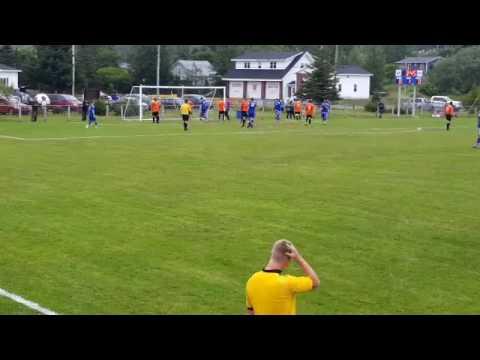 GORD CAST   JULY 29  2017 St  Lawrence Laurentians   1 vs Corner Brook United    0