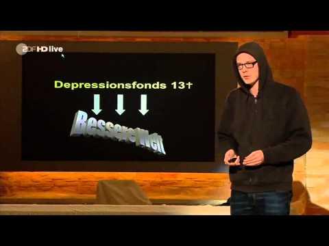 """Nico Semsrott: """"PPPPP: Depressionsfonds 13+"""" - Die Anstalt, 04.02.2014"""