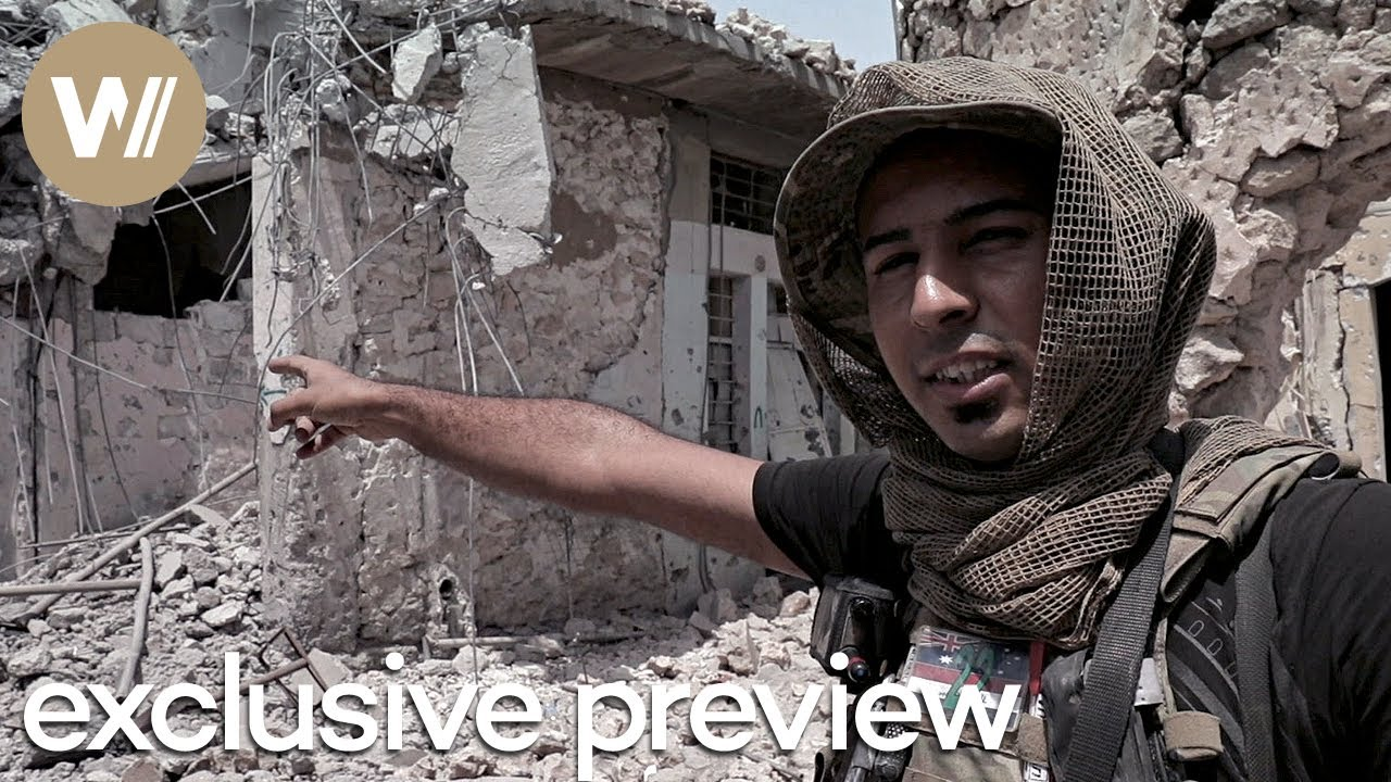 Download Inside The War On Isis | Reporting from the frontline - Exclusive Preview